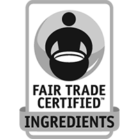 Fair Trade Certified Ingredients