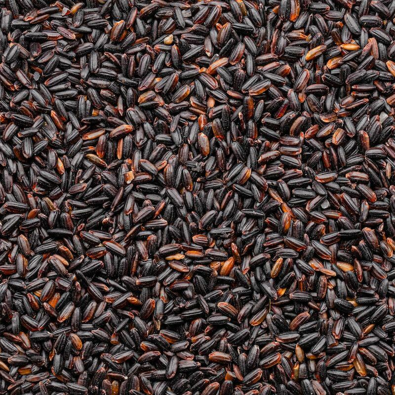 Organic Black Pearl Rice