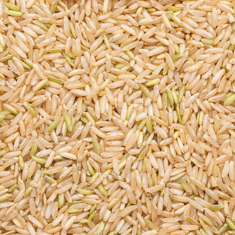 Organic Sprouted Brown Basmati Rice