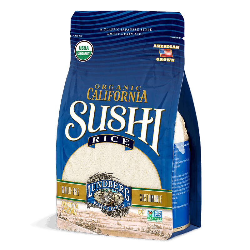 Organic California Sushi Rice