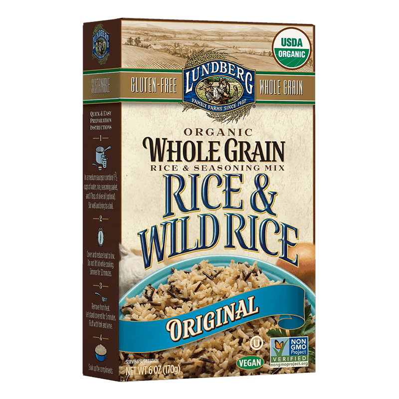 Organic Whole Grain & Wild Rice - Original