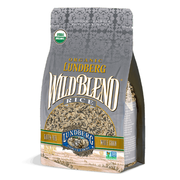 Organic Wild Blend Rice Products Lundberg Family Farms