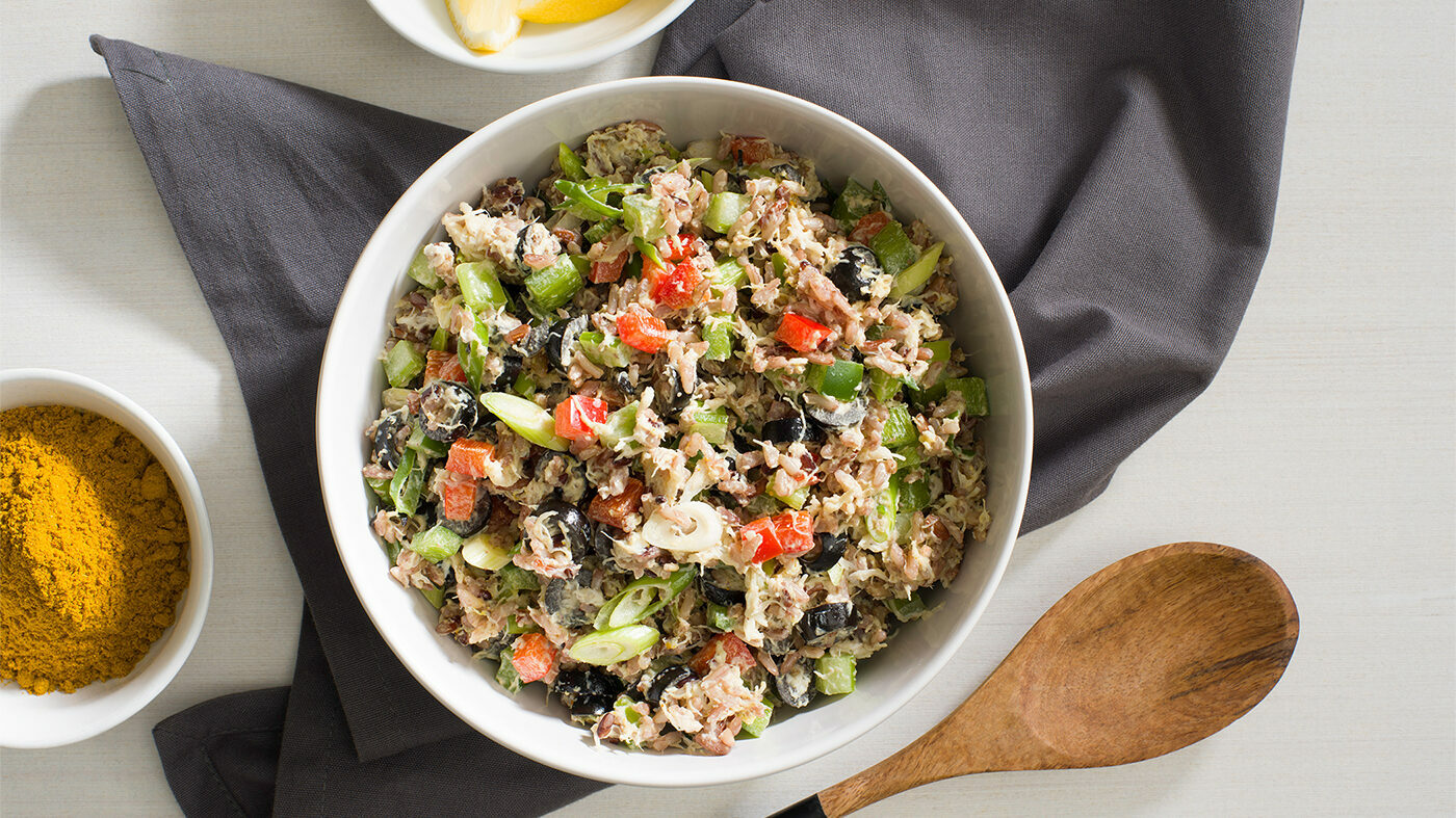 Coolin Countrywild Rice Salad