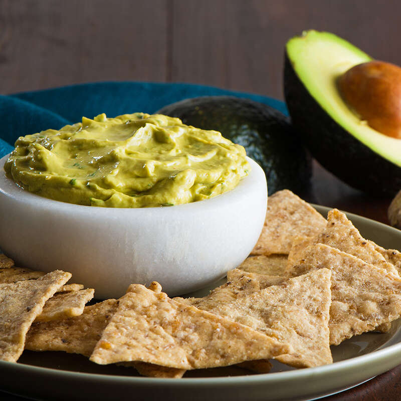 Avocado Ginger Dip