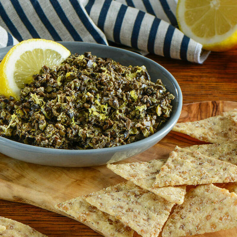 Citrus Tapenade