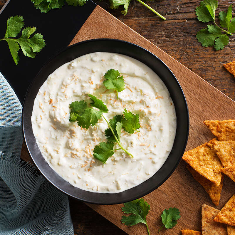 Thai Coconut Curry Dip