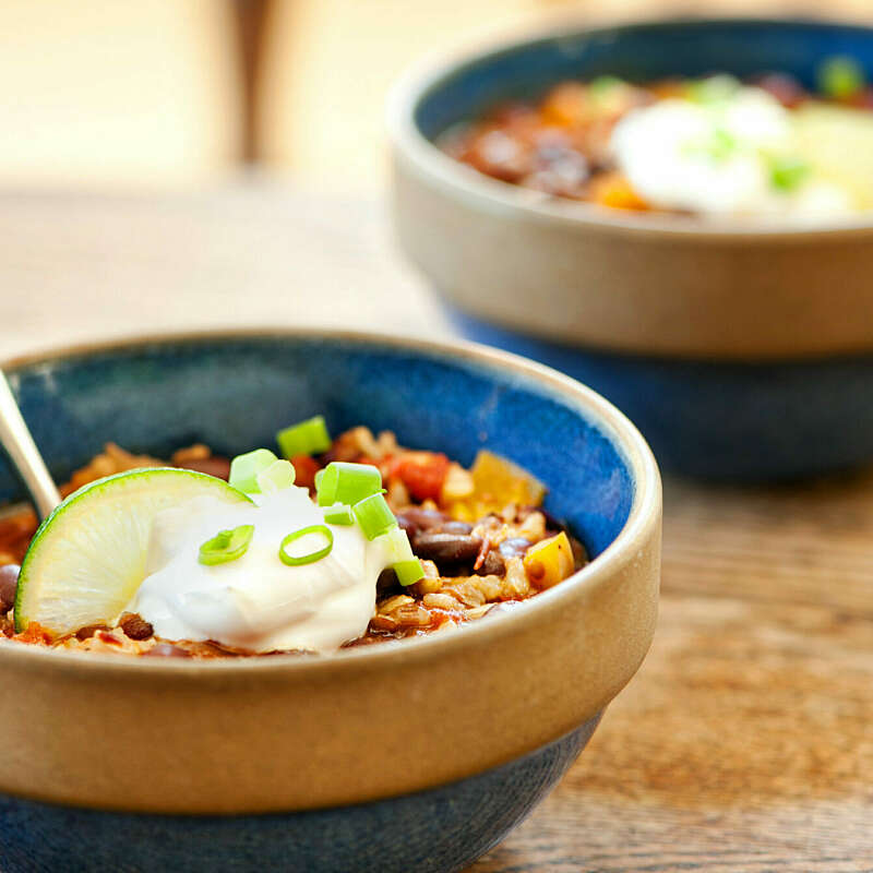 Wild Chipotle Chili